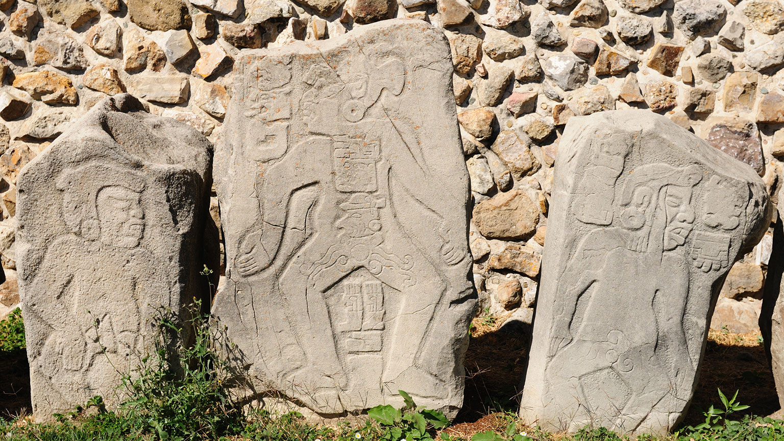 Monte Alban and Zapotec Rule over Oaxaca