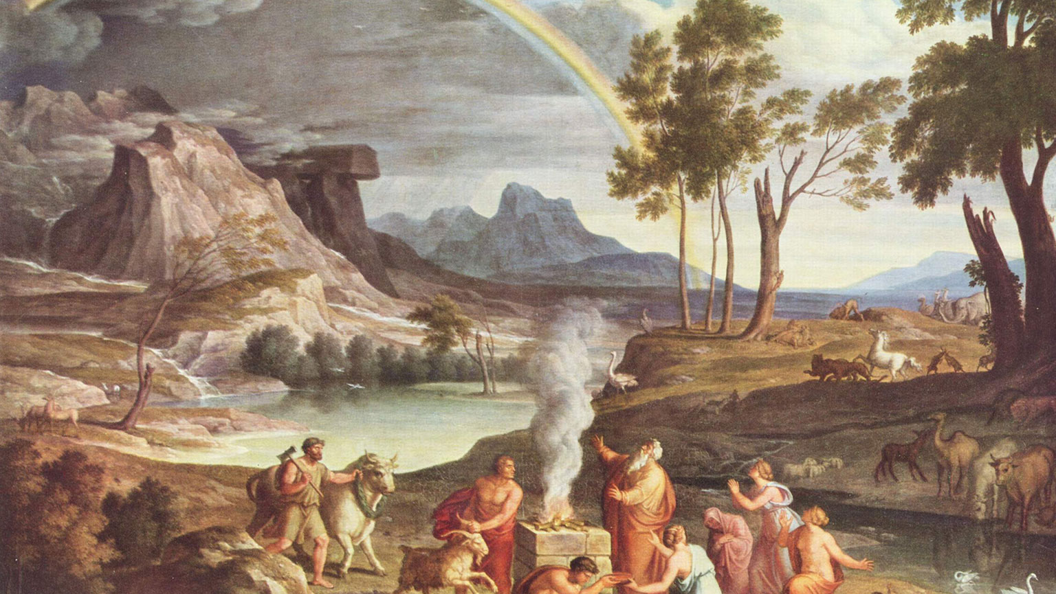 Covenant and Law, Part I
