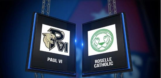 NJ vs. DC Collision: Paul VI vs. Roselle Catholic (Boys)