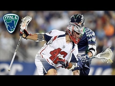 Image of 2015 MLL Week 14 Highlights: Boston Cannnons at Chesapeake Bayhawks