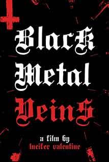 Image of Black Metal Veins