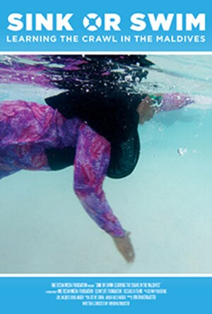 Sink or Swim: Learning the Crawl in the Maldives