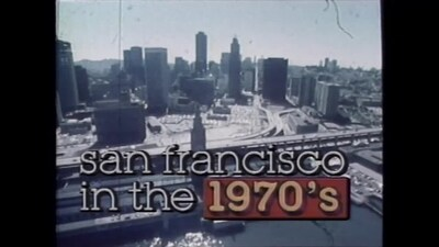 San Francisco in the '70s