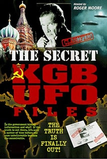 Image of The Secret KGB UFO Files