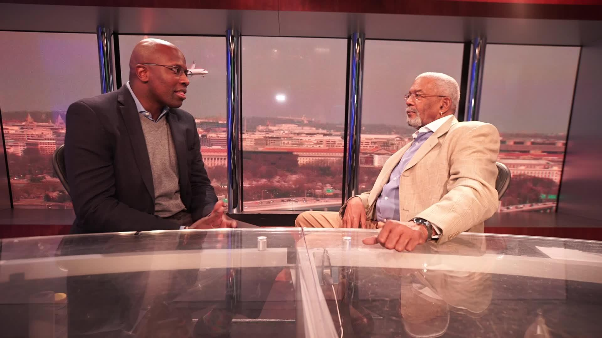 The Walk-and-Talk with Reggie Love: Jim Vance