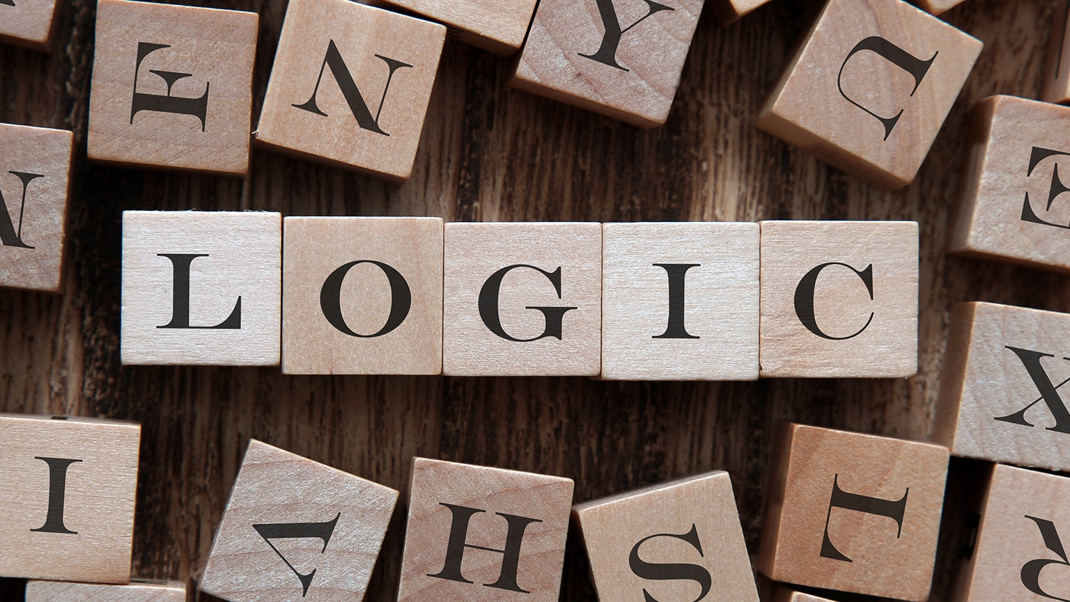 The Building Blocks—Introduction to Logic