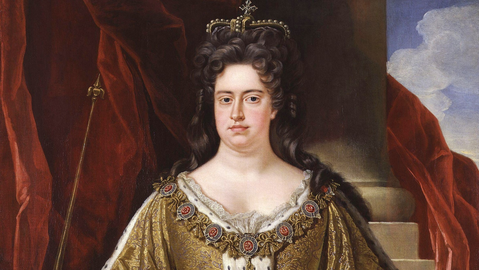 Queen Anne and the Rage of Party—1702