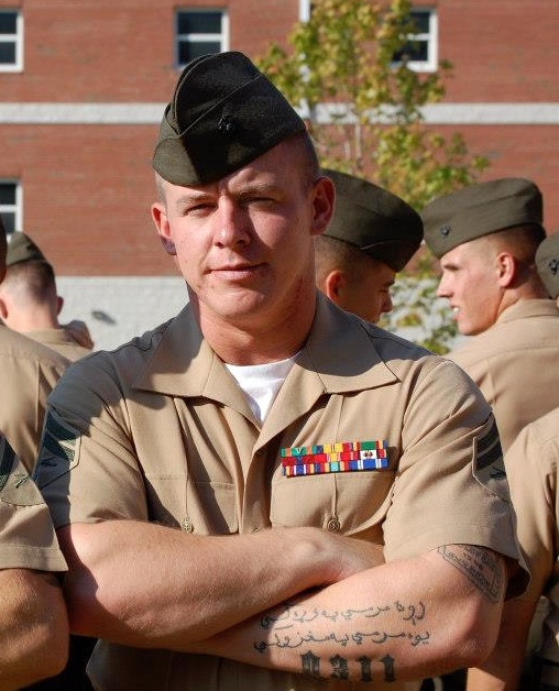 Tattoo Regulations Marine Corps Career