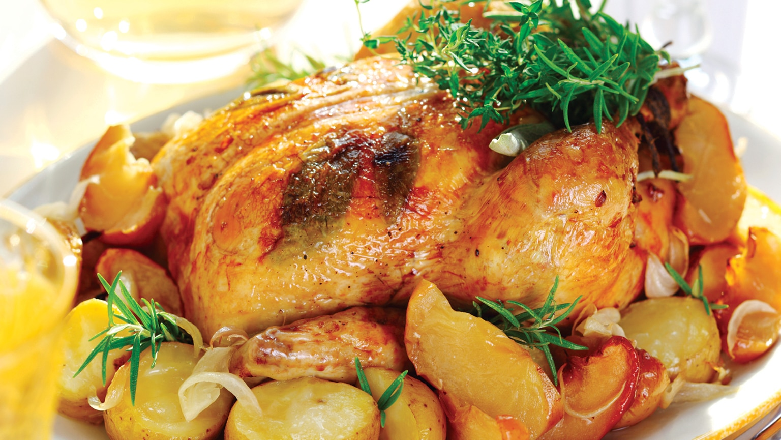 Roasting—Dry-Heat Cooking without Fat