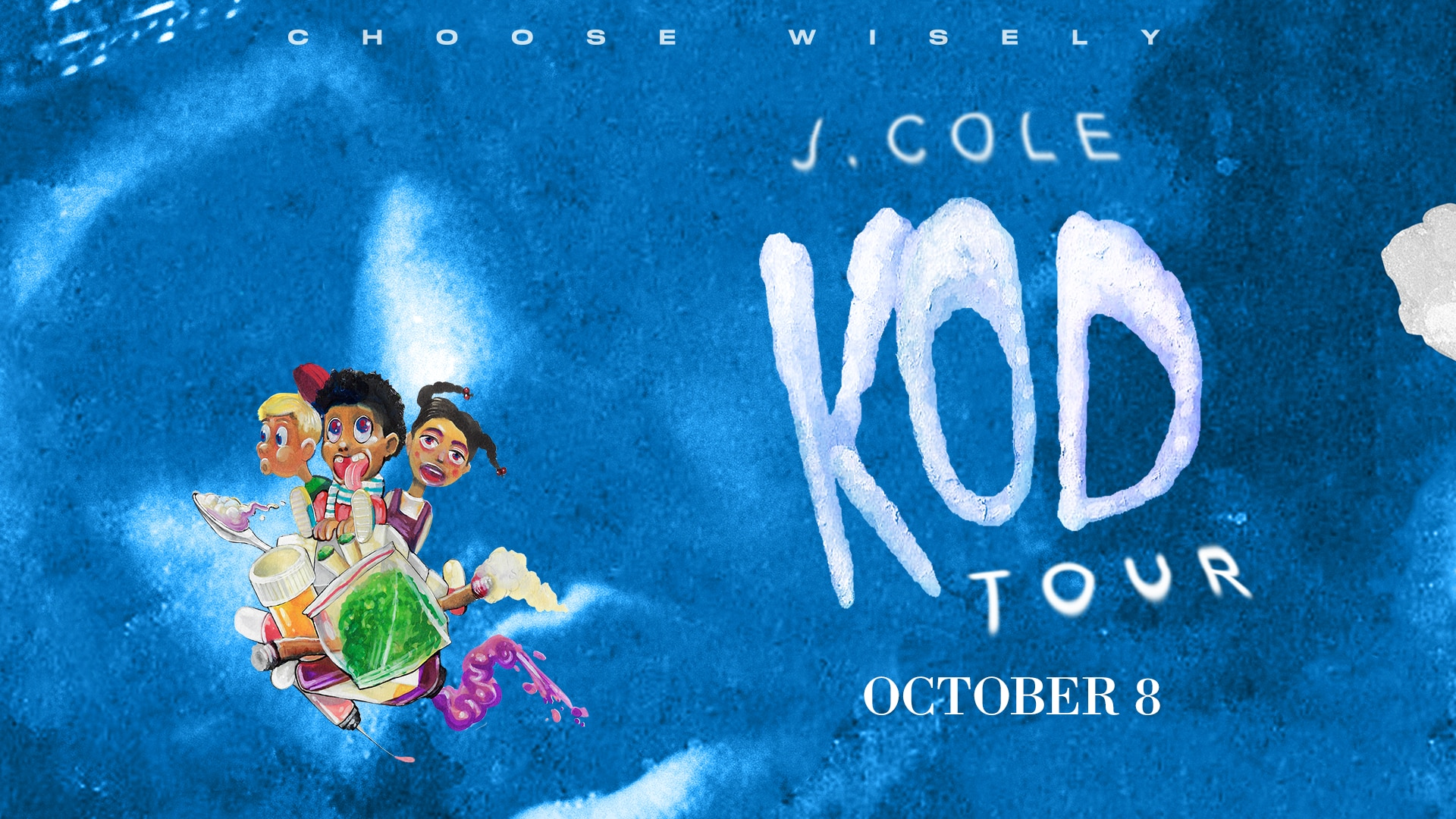 J.Cole 2018 Featuring Young Thug, Jaden Smith, EarthGang and Kill Edward