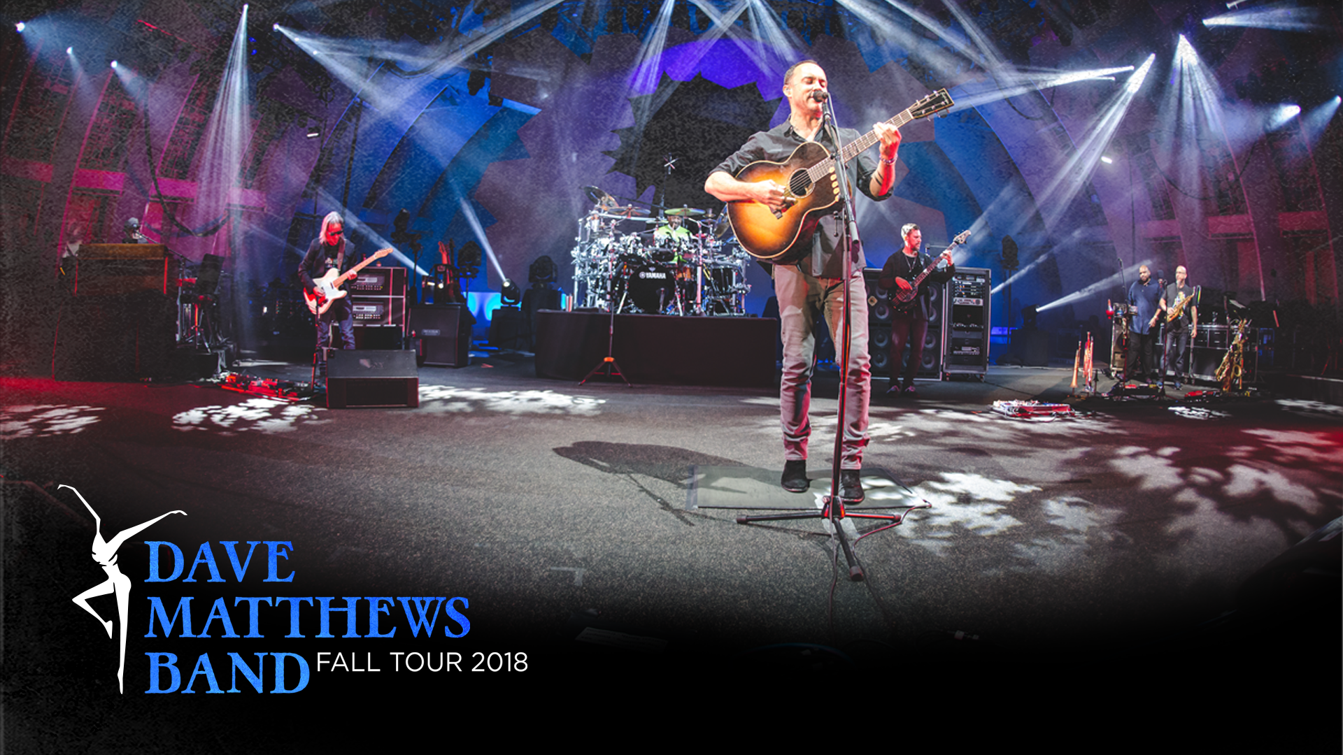 Dave Matthews Band Fall Tour 2018