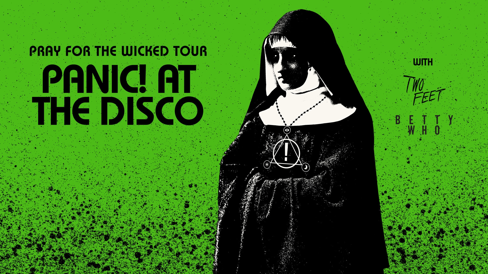 Panic At The Disco: Pray For The Wicked Tour