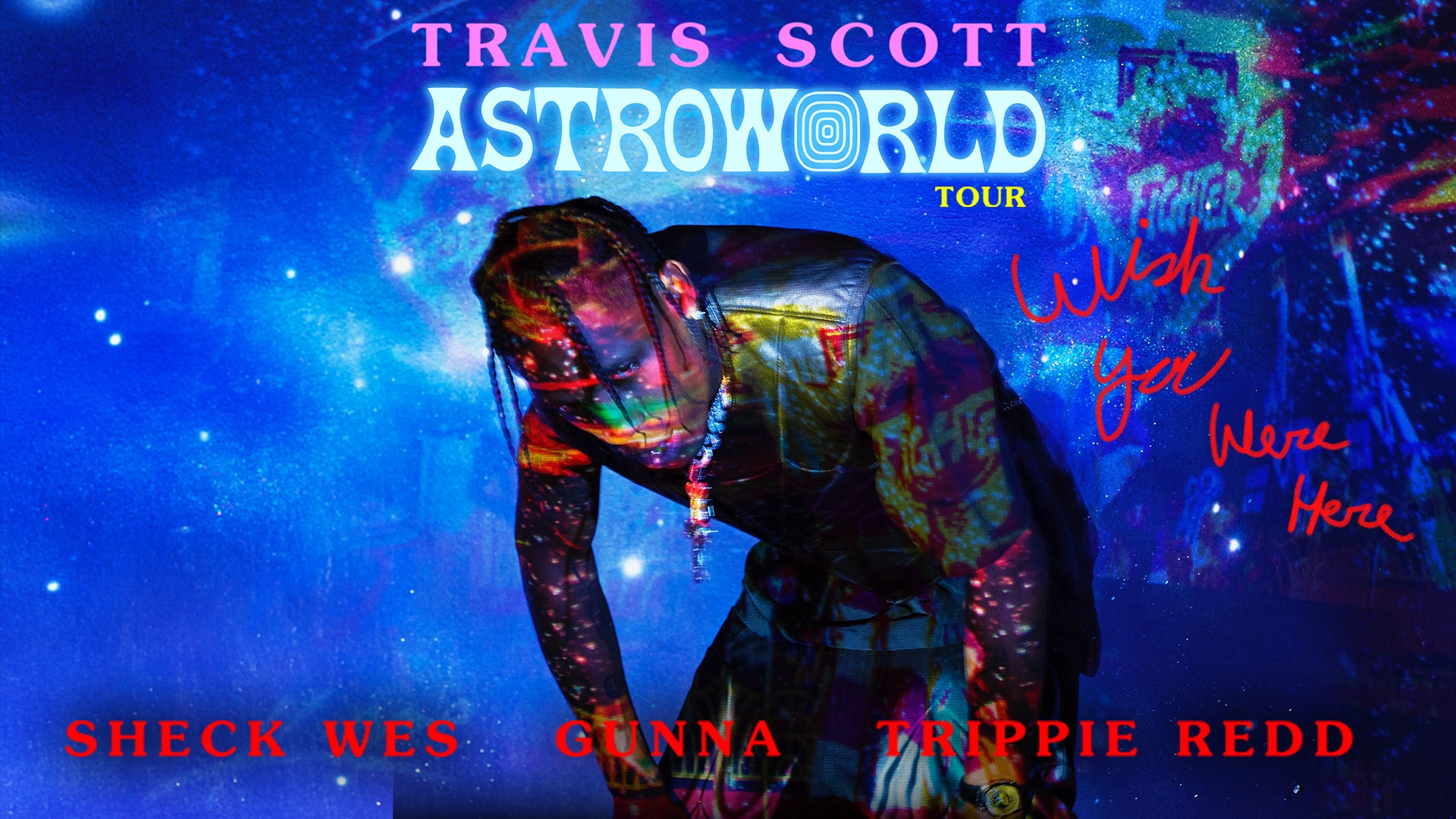c129f3e131db Travis Scott - Astroworld: Wish You Were Here Tour | Capital One Arena