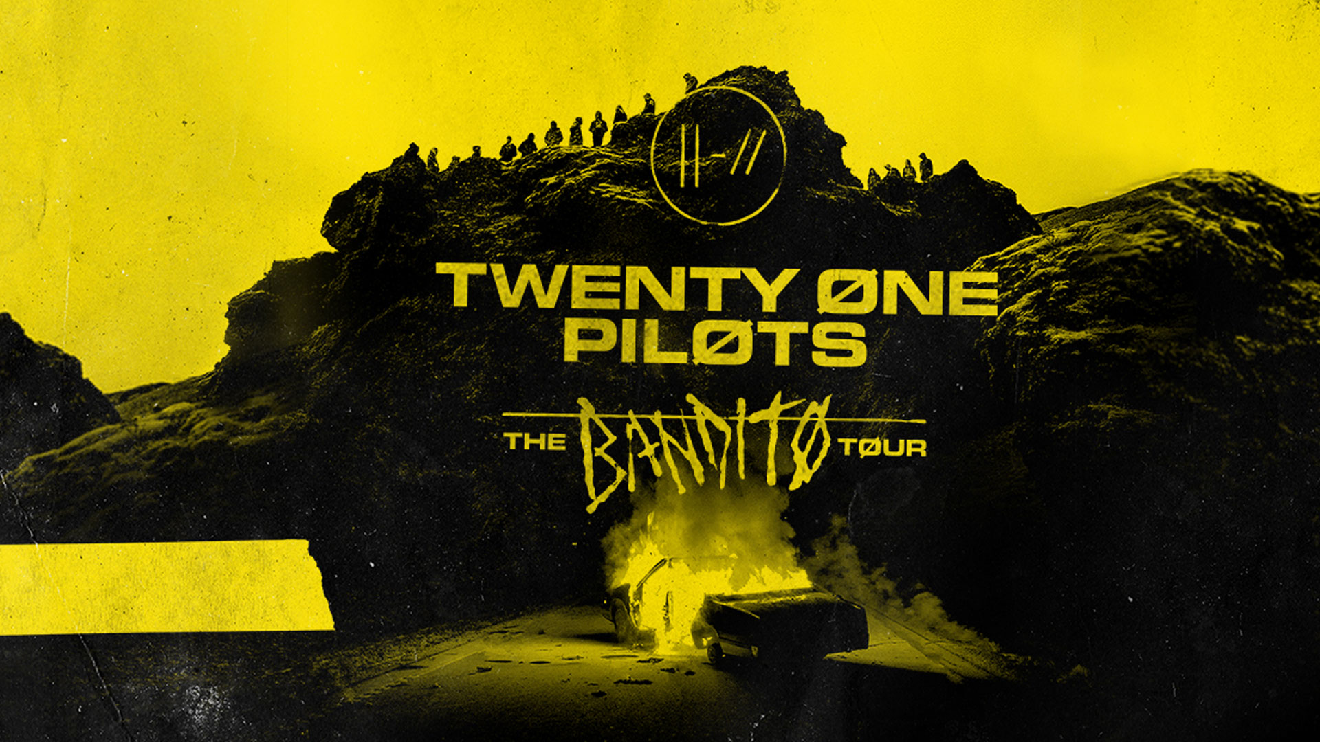 TWENTY ØNE PILØTS with AWOLNATION and Max Frost