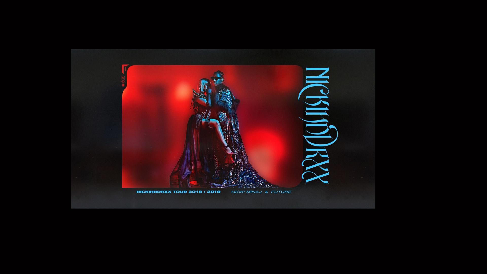 NICKIHNDRXX TOUR - New Date!