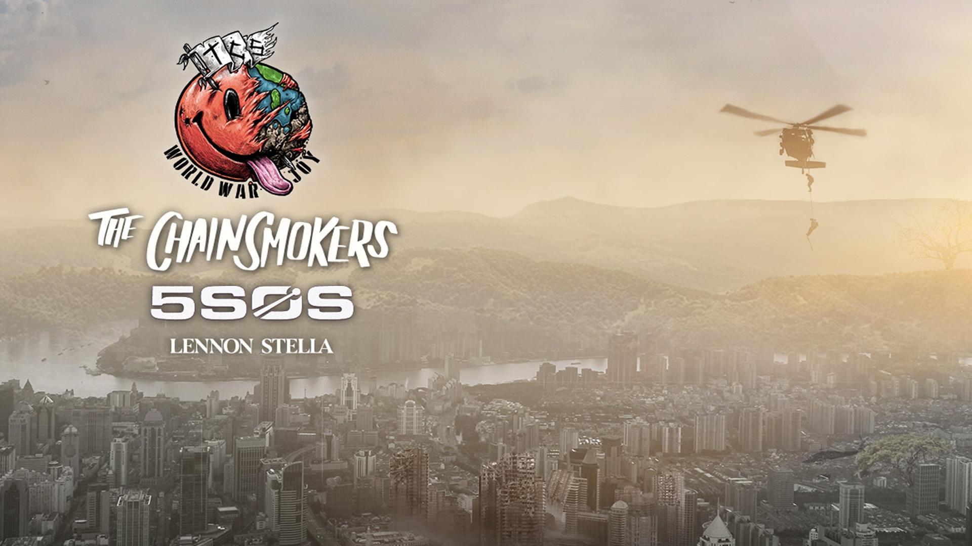 The Chainsmokers 2019: World War Joy