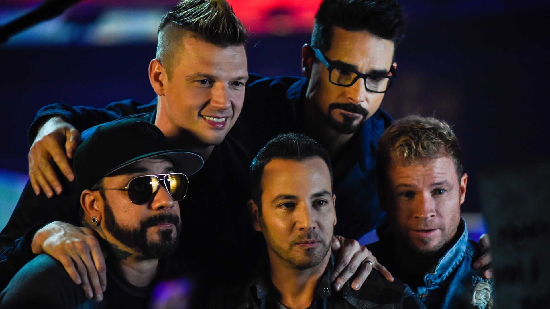 Backstreet Boys:  DNA Tour 2019 w/ Baylee Littrell