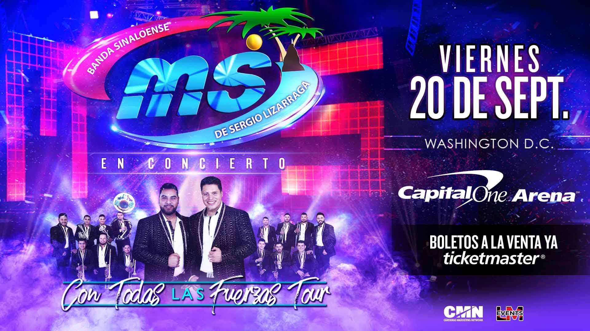 Banda MS - Sinaloense Tour