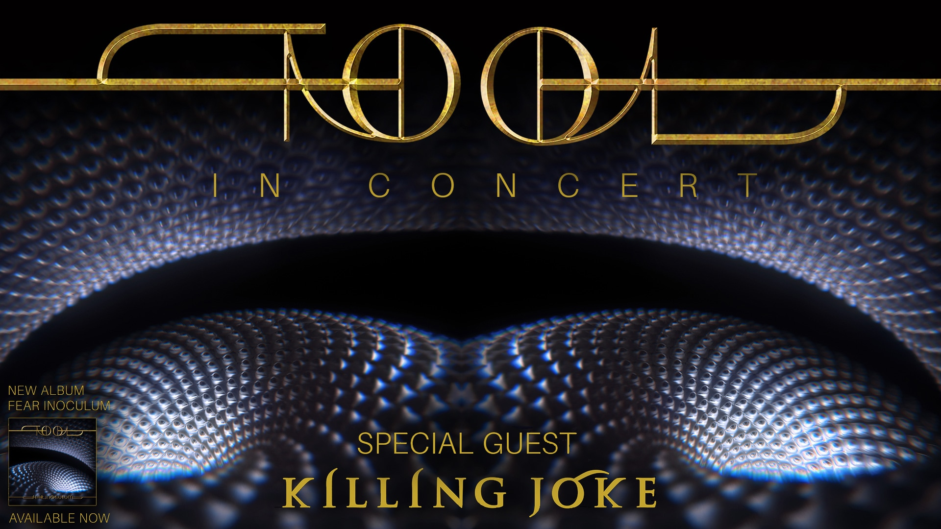 Tool W Killing Joke Capital One Arena