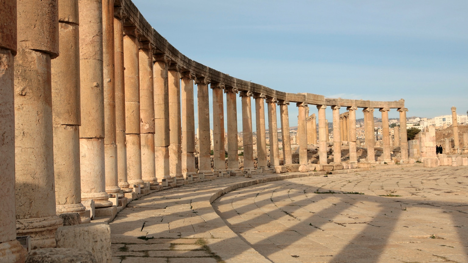 Roman Jerusalem—Hadrian's Aelia Capitolina