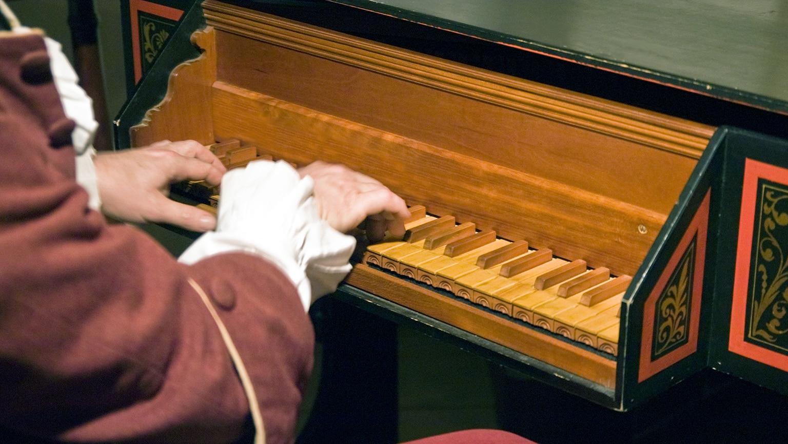 Piano Starts Here!