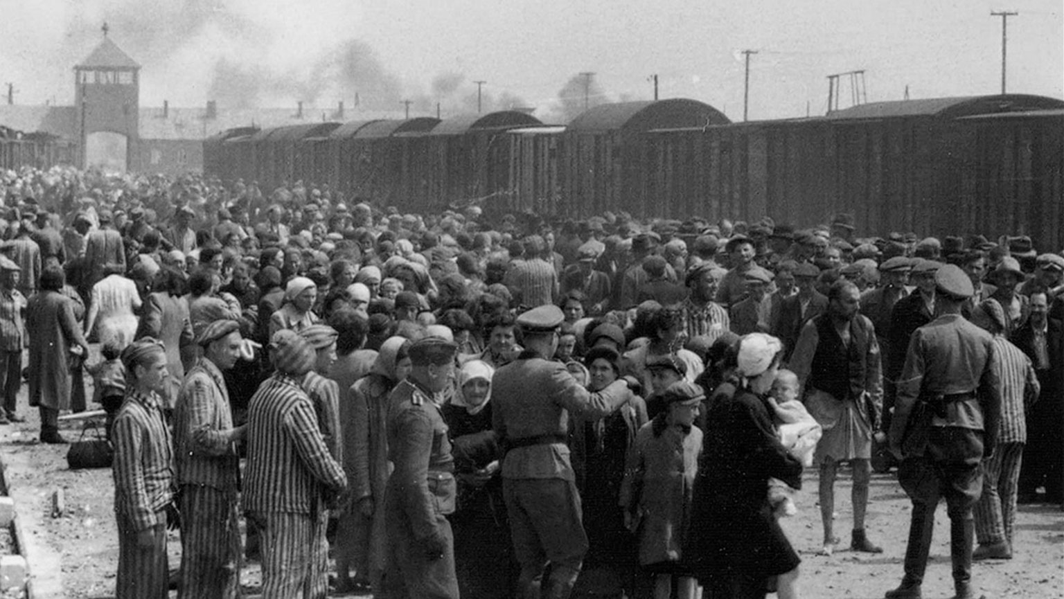 Holocaust—Hitler's War Against the Jews