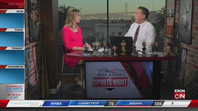 Bay Area Sports Night Sept. 8, 2019