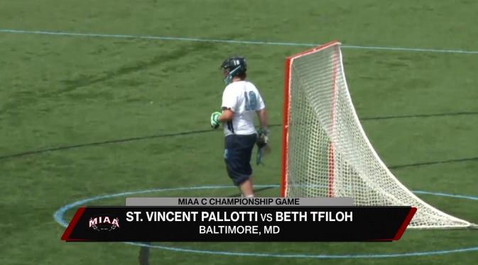 Image of MIAA C: St. Vincent Pallotti vs Beth TFiloh