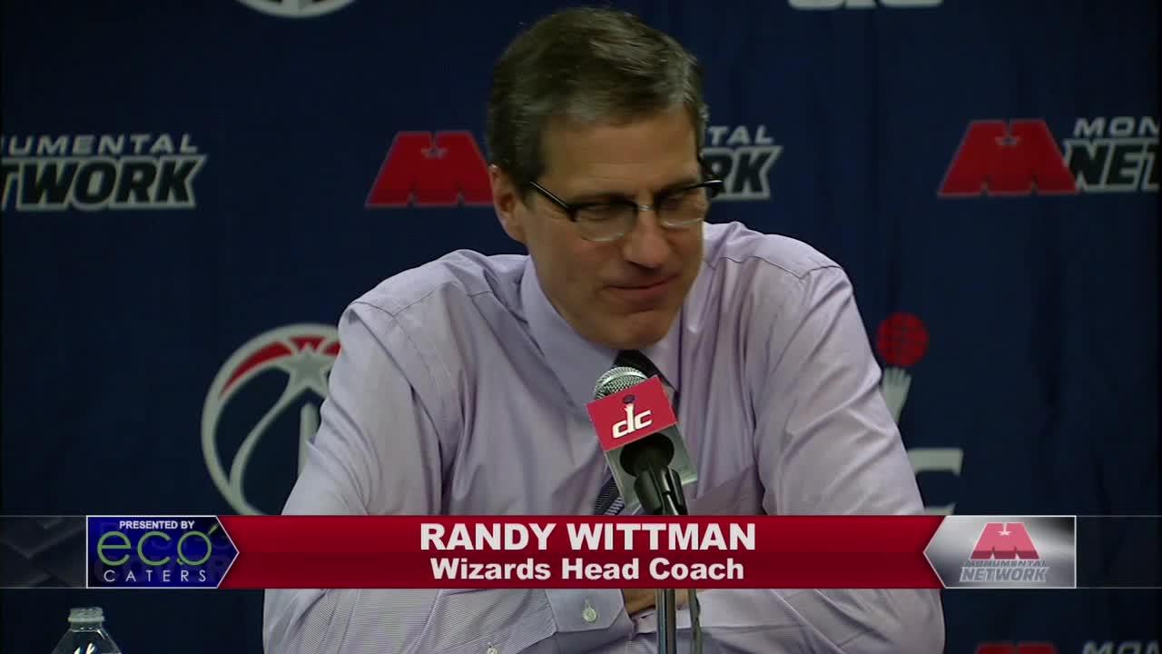 Wittman Postgame 1/3/14