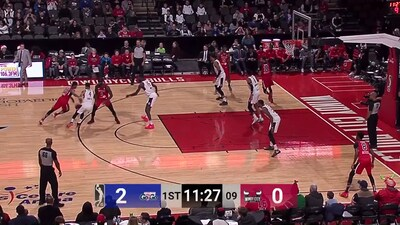 Highlights: Go-Go @ Bulls 12/15/18