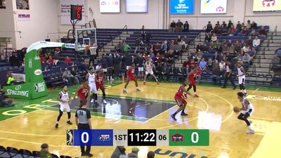 Highlights: Go-Go @ Red Claws 1/3/19