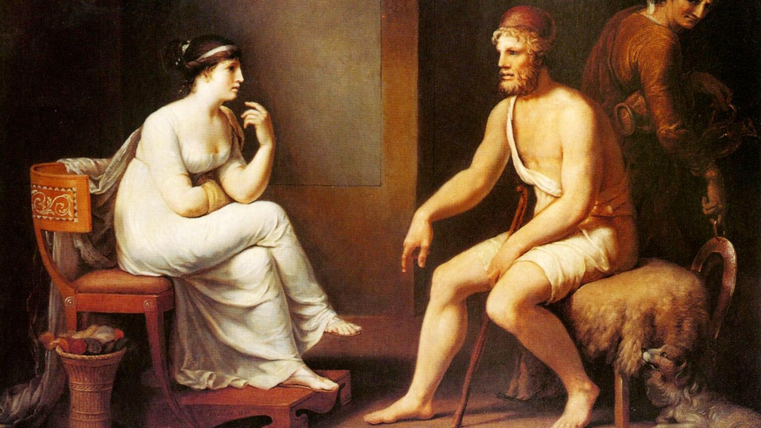 Odysseus, Master of Schemes