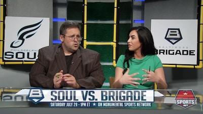 Brigade Gameday - 7/29/17