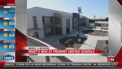 What's new at Fremont Unified Schools