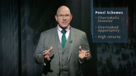 Lessons from Ponzi and Kreuger