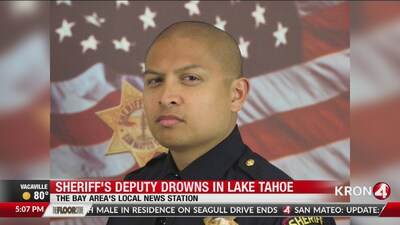 Army veteran from the Bay Area drowns at Lake Tahoe