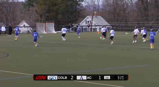 Image of Amherst vs Colby