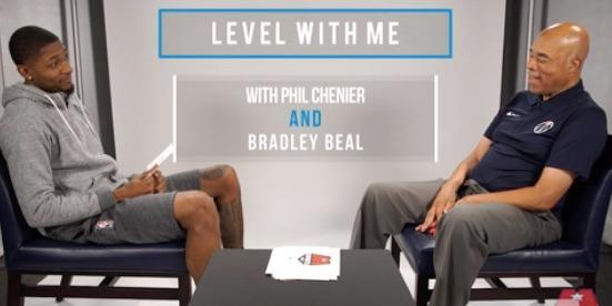 Level With Me: Bradley Beal & Phil Chenier