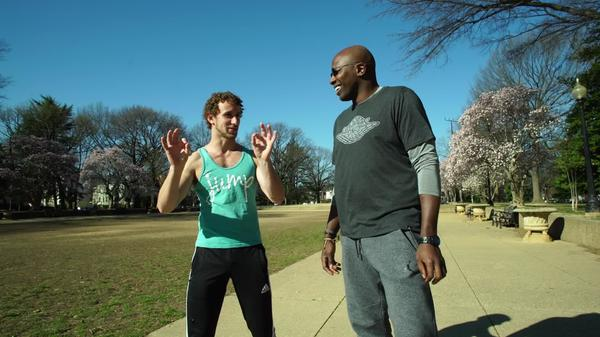 The Walk-and-Talk with Reggie Love: Lincoln Park(our) with Omar Zaki