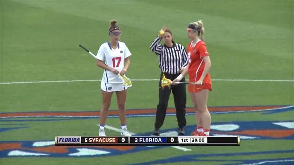 Image of Florida vs Syracuse Highlight