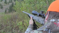 Wounded Warrior Hunts A Nontypical Mule Deer