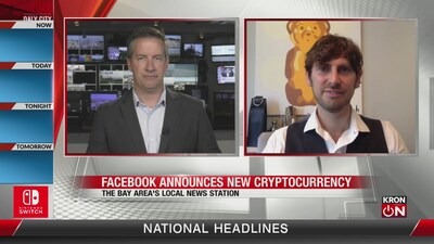 Facebook announces new cryptocurrency