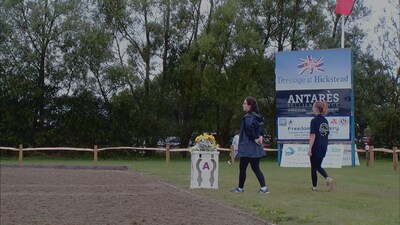Dressage at Hickstead 2019 Intermediate 1 Freestyle