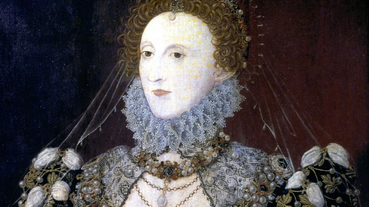 Young Elizabeth—1558