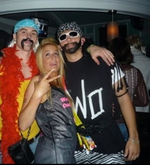 Charlie Cipriano as Macho Man Randy Savage
