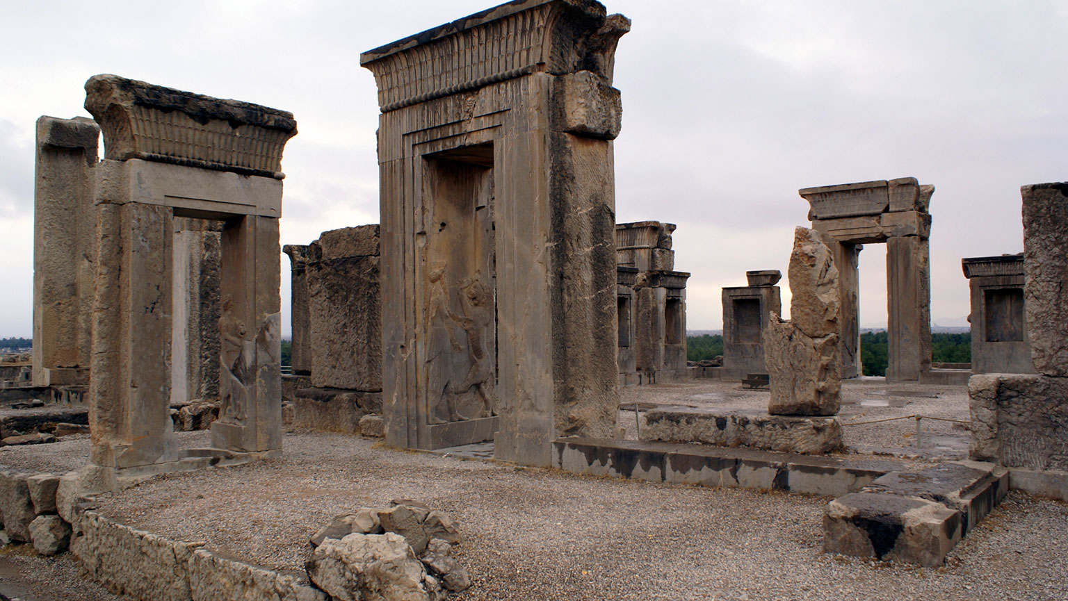 The Ancient City of Persepolis