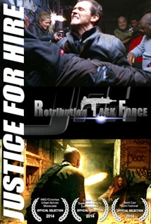 Image of JFH: Justice for Hire - Retribution Task Force - Trailer