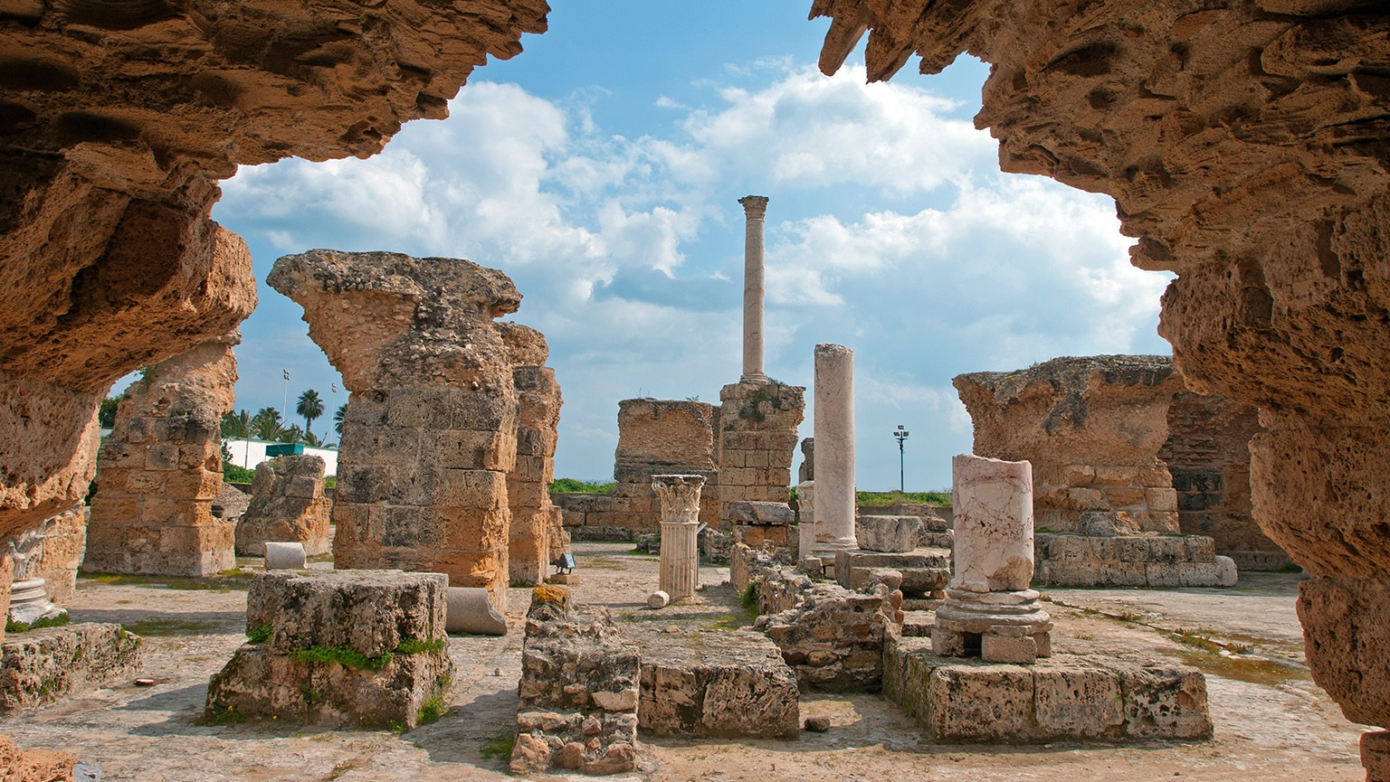 Book V—From Carthage to Rome