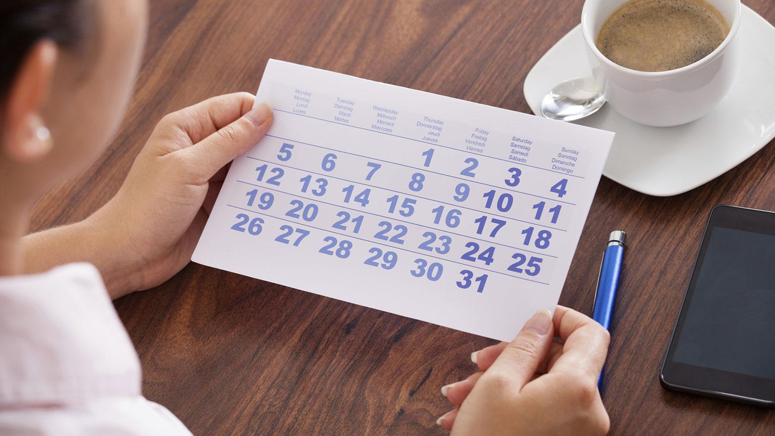 Calendar Calculating