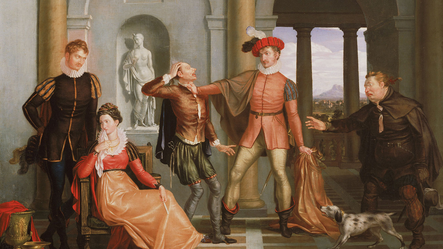 The Taming of the Shrew—Farce and Romance